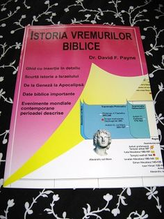 Istoria Vremurilor Biblice / Dr. David F. Payne / Romanian Language Bible Study Helps / Periodizarea in Biblie