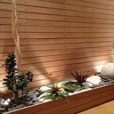 Fotos de terrazas y decoraci n de exteriores succulents - Jardin interior zen ...