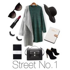 Street No.1 by scarleteye18 on Polyvore featuring Toast, Giuseppe Zanotti, Balenciaga, Charlotte Russe, Ray-Ban, NARS Cosmetics, Calvin Klein, StreetStyle, StreetChic and fallfashion