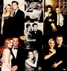 Kate Winslet and Leonardo DiCaprio (Fan Art: Leo & Kate)  -PLEASE PLEASE PLEASE GET MARRIED!!!!!!! IT'S FOR THE BEST!!!!!!!!