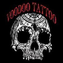 Voodoo Tattoo Gothic Sugar Skull NEW Small Garden Flag Banner *Free Shipping* GARDEN FLAGS | tattoos picture voodoo tattoo