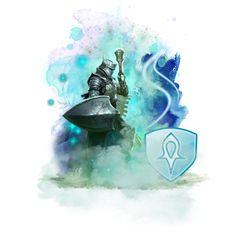Guild Wars 2 Guardian by krilnox on polyvore!