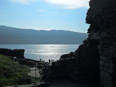Nessie? Loch Ness Urquhart castle scotland