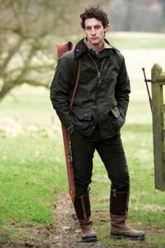 Barbour Classic Beaufort Jacket › Jackets › Country Clothing › Barbour › Page 1