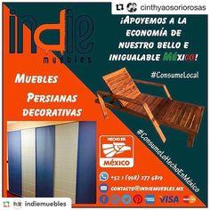 @cinthyaosoriorosas  #GPRepost#reposter#notetag @indiemuebles via @GPRepostApp ======> @indiemuebles:Apoyemos a la economía de nuestro bello e inigualable México! #consumelocal #consumelohechoenmexico