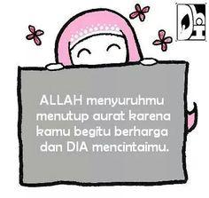 Allah mencintaimu...