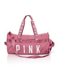 Accessories - Victoria s Secret Pink Duffle Bag 8ced539d2ee06