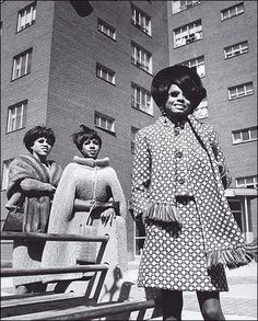The Supremes, fly as ever.