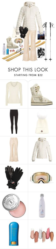 """""""Ski trip 🗻⛷"""" by fieldnotes ❤ liked on Polyvore featuring Hanro, Nicholas Kirkwood, Alpine, Chanel, Fendi, Moncler, Bogner, Moncler Grenoble, Bobbi Brown Cosmetics and S'well"""