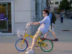The Google bike
