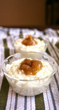 Arborio Rice Pudding....better than the rice pudding you remember as a kid. http://www.simplelivingeating.com/2015/01/arborio-rice-pudding-french-fridays.html