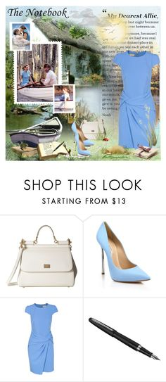 """The Notebook"" by prettyasapicture ❤ liked on Polyvore featuring Lake, Dolce&Gabbana, Casadei, Emilio Pucci and Fountain"