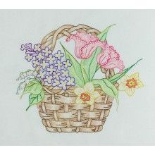 Spring Basket Crabapple Hill Studio my next project