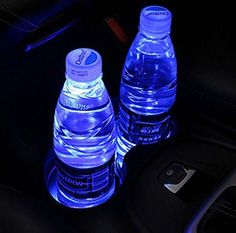 $19.99  LightUp Cup Holders   37 Cheap Products That'll Make Your Car So Much Better