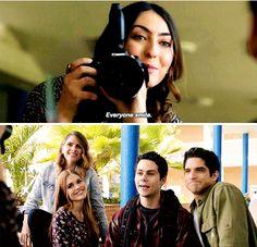 "Teen Wolf Final Season Season 6 Episode 01 ""Memory Lost"" Scott McCall, Stiles Stilinski, Lydia Martin and Malia"