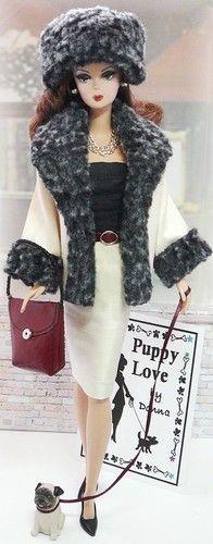 Barbie Fashions - Park Avenue