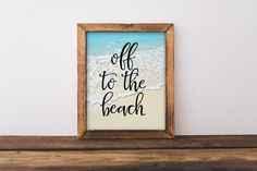 ~ Off to the Beach  ➳ by Scarlett on Etsy