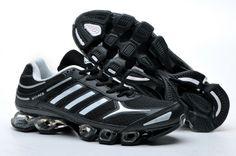 new york ae49e 57e0a Tenis Adidas Bounce Mens Black Silver Running Shoes adidas original Regular  Price 175.00 Special Price