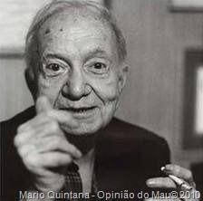 """Mário Quintana - """"Idade não é nada, Respeito é tudo"""": Homenagem: Grandes Escritores Brasileiros"""