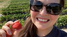 How our simple family trip to pick strawberries reminded me of our identity as God's own, and how ...