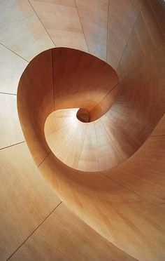 #Arquitectura Staircase at the Art Gallery of Toronto