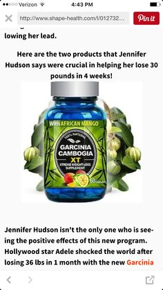 Interesting.... Need to look into this more. Dr OZ is also in love with this stuff.