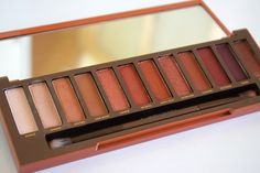 Marina Writes Life: The Naked Heat Palette by Urban Decay - Review & S...