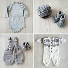 Strikk til baby og barn 💞 ( Knitting For Kids, Baby Knitting, Crochet Baby, Knit Crochet, Baby Patterns, Knitting Patterns, Knitted Afghans, Baby Boy Outfits, Boy Fashion