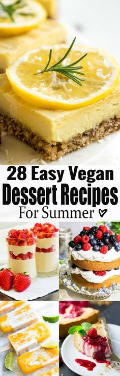 Are you looking for vegan dessert recipes? Then this post is perfect for you. It includes vegan cakes, vegan ice cream, vegan trifles, vegan brownies, and so much more! For more vegan recipe ideas check out veganheaven.org! #vegan #vegandesserts #veganrecipes
