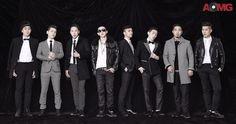 [AOMG MEMBERS] Loco, DJ Wegun, DJ Pumkin, Jay Park (CEO), Simon D (CEO), Gray, Ugly Duck, Elo