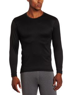 Duofold Men's Big-Tall Mid Weight Crew Thermal Top *** To view further, visit now : Camping clothes