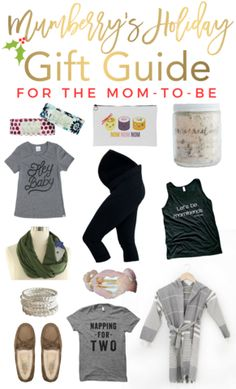 Best Gifts For Pregnant Women This Christmas Mom