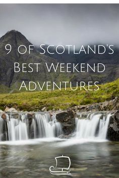 Island Hopping, Sea kayaking, Road Biking.. The world is your oyster! check out these 9 adventure ideas for a weekend in Scotland.