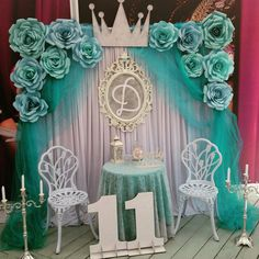 Kids party.. or I think we can also do this for older girls or ladies in a mature feminine princess style!