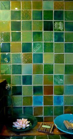 green (Pataki tiles)
