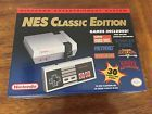 Nintendo Entertainment System: NES Classic Edition (TV game systems 2016) New!