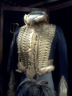 The Waterloo uniform of Henry William Paget, 1st Marquess of Anglesey