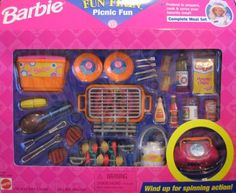 Barbie Fun Fixin' Picnic Fun Playset (1997 Arcotoys, Mattel) Barbie http://www.amazon.com/dp/B001LEQD3M/ref=cm_sw_r_pi_dp_iTawvb0AH9F9C
