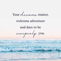 All Your Dreams can Come True - Wildly Dreaming Good Life Quotes, Happy Quotes, Quotes To Live By, Inspirational Quotes About Love, Uplifting Quotes, Intuition, Beautiful People Quotes, Dreams Come True Quotes, Dream On Dreamer