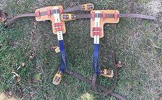 Weaver Adjustable Climbing Gaffs, Tree Or Pole Climbing Spikes