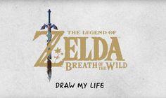 La cronología de The Legend of Zelda explicada en un video inspirado en Draw my Life