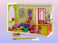 LEGO Scala Marie's Room