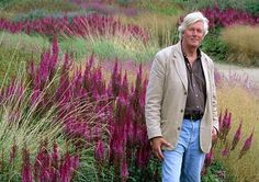 Piet Oudolf, his designs and books are 100% inspiration.