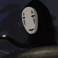 Spirited Away, Studio Ghibli, Batman, Darth Vader, Icons, Superhero, Wall, Anime, Fictional Characters