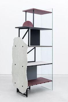 material depot shelves by Meike Meijer