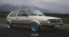VW GOLF MK2 www.jayjoe.at