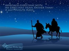 Approach CHRISTMAS w