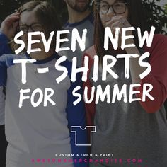What is says on the picture... check this for seven new tee styles for summer 2015: http://awsmr.ch/AMTeez #Fashion #Clothing #Summer