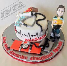 Elvan Paramedic Acil Tıp Teknisyeni ATT Pasta