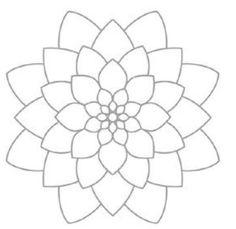 dibujos-flores-para-colorear